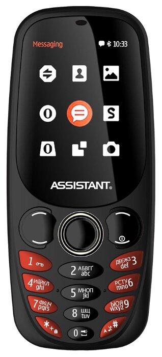 ASSISTANT Телефон ASSISTANT AS-201