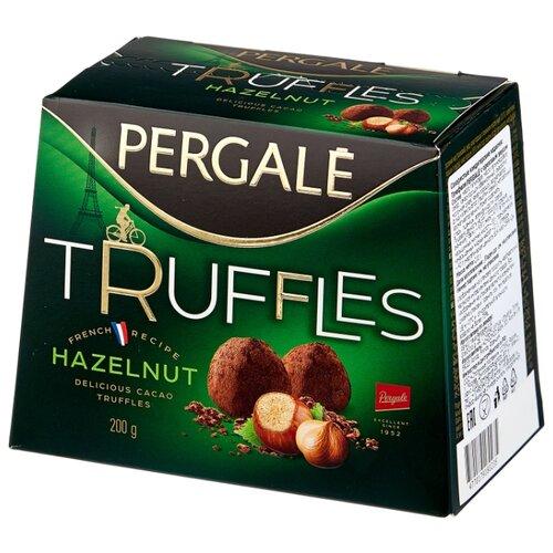 набор конфет pergale liqueur 190 г Набор конфет Pergale Truffles Hazelnut 200 г