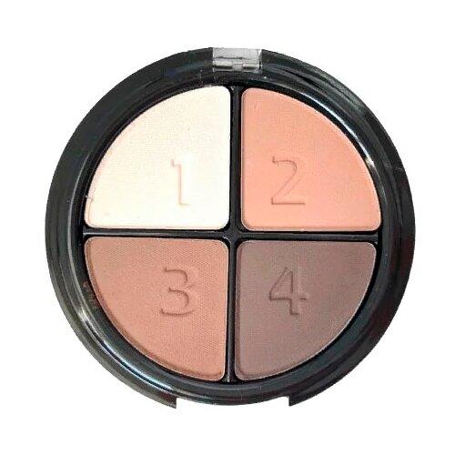 Ingrid Cosmetics Тени для век Casablanca № 118 eldan cosmetics официальный отзывы