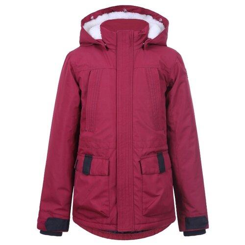 Куртка LUHTA 232060532L6V690 размер 128, красныйКуртки и пуховики<br>