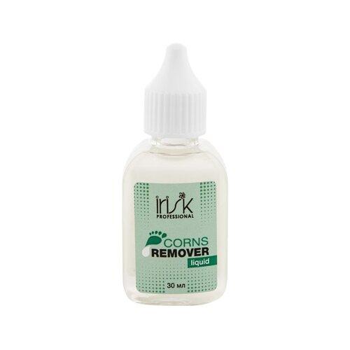 Irisk Professional Cредство Corns Remover Liquid для удаления натоптышей и сухих мозолей 30 мл бутылка