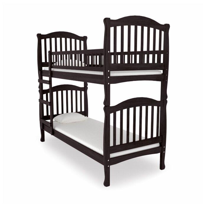 Двухъярусная кровать детская Nuovita Altezza Due