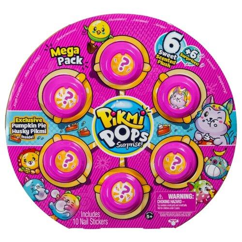 Игровой набор Moose Pikmi Pops - Тыквенный пирог75279 игрушка moose pikmi pops surprise 75167