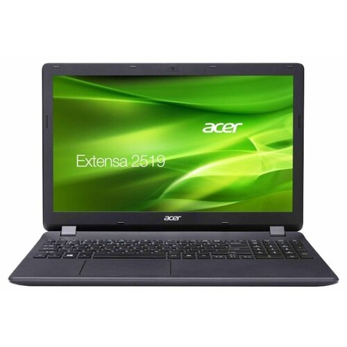 "Ноутбук Acer Extensa EX2519-C9HZ (Intel Celeron N3060 1600MHz/15.6""/1366x768/4GB/1000GB HDD/DVD-RW/Intel HD Graphics 400/Wi-Fi/Bluetooth/Linux) NX.EFAER.075 черный"