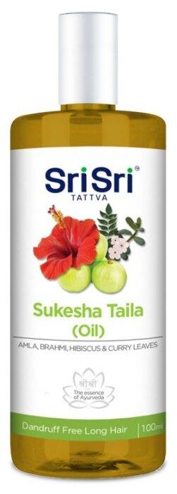Sri Sri Tattva Масло для волос Sukesha Oil