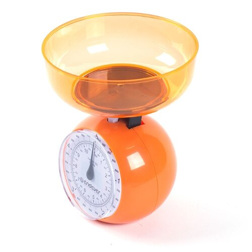 Кухонные весы ENDEVER KS-518 оранжевый