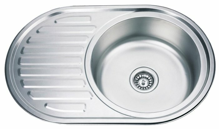 Врезная кухонная мойка THOR D7750PF