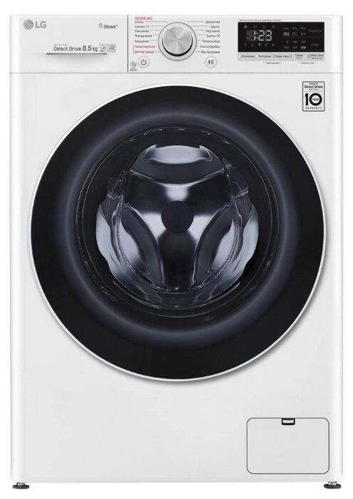 Стиральная машина LG F-2V5GS0W