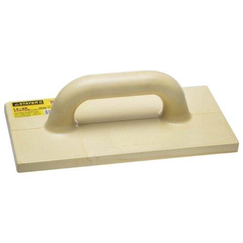 Тёрка для шлифовки штукатурки STAYER Profi 0812-14-28 280x140 мм полутерок stayer 0812 12 120