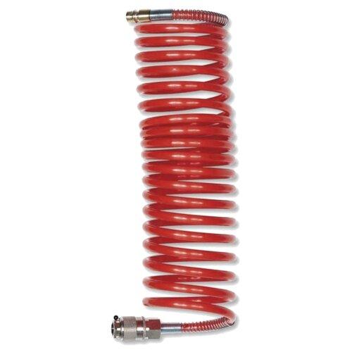 Шланг GAV Спиральный полиамидный SRU 6х8мм 10822 15 м шланг спиральный fubag 6х8мм 15м 10бар с фитингами 170025