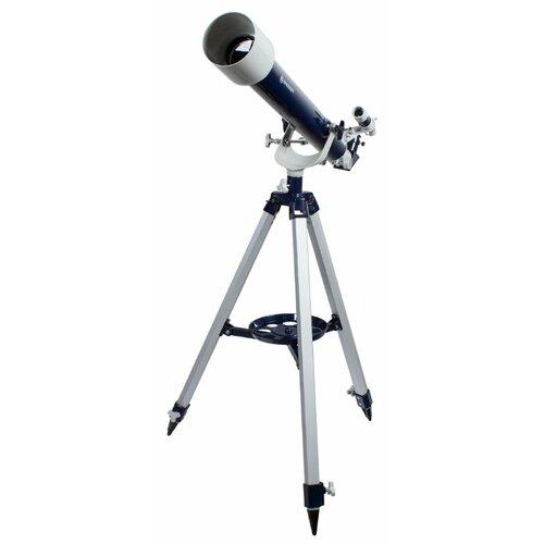 Телескоп BRESSER Junior 60/700 AZ1 синий/серебристый