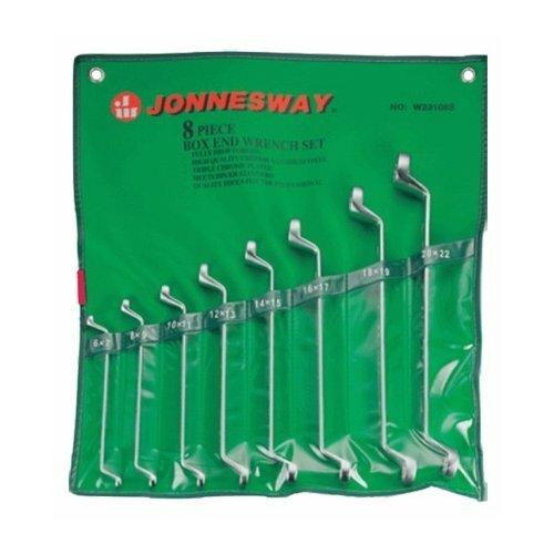 Набор гаечных ключей JONNESWAY (8 предм.) W23108S набор гаечных ключей sata 09050 8 22 мм
