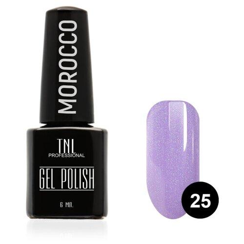 Купить Гель-лак для ногтей TNL Professional Morocco, 6 мл, оттенок №025- вербена