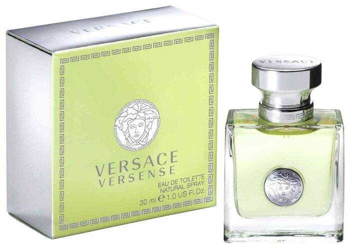 Туалетная вода Versace Versense