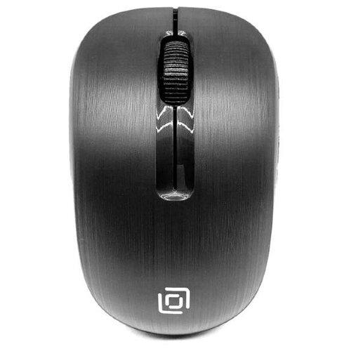Беспроводная мышь OKLICK 525MW Black USB