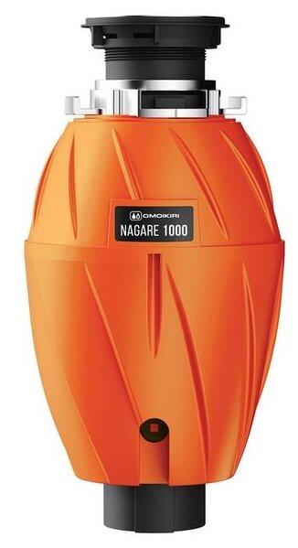 Измельчитель пищевых отходов Omoikiri Nagare 1000