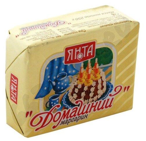 ЯНТА Маргарин Домашний 65%, 250 г