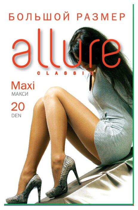 Колготки ALLURE Classic Maxi 20 den