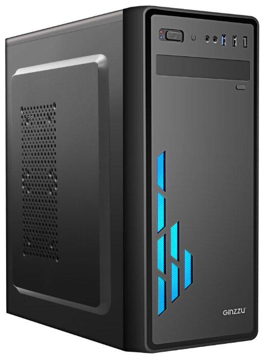 Компьютерный корпус Ginzzu E200 Black