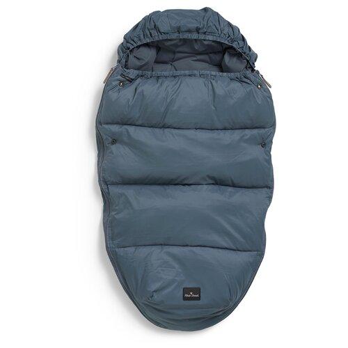 Купить Конверт-мешок Elodie Details зимний пуховый в коляску 100 см tender blue, Конверты и спальные мешки