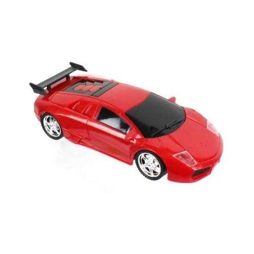 Купить Легковой автомобиль 1 TOY Спортавто (T13859) 1:24 20 см красный, Радиоуправляемые игрушки
