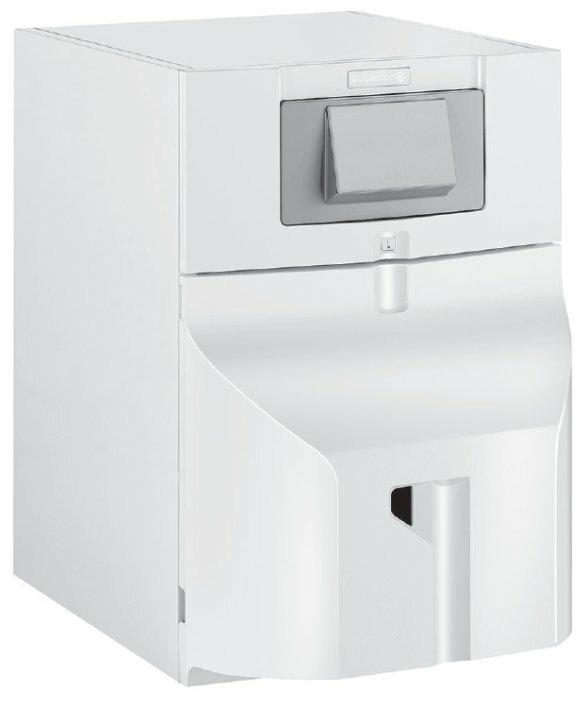 Жидкотопливный котел De Dietrich NeOvo EcoNox EFU 46 50 кВт одноконтурный