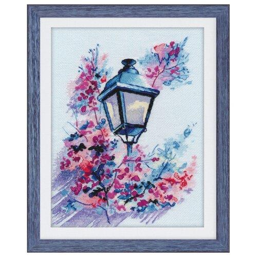 Купить Овен Цветной Вышивка крестом Вечерний свет 18 х 24 см (1118), Наборы для вышивания