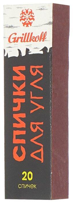 Grillkoff Спички для угля, 20 шт.
