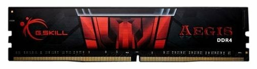 Оперативная память 4 ГБ 1 шт. G.SKILL F4-2400C15S-4GIS