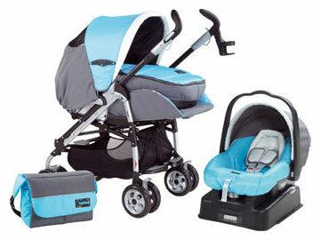 Прогулочная коляска Peg-Perego Pack P3 Porte Enfant