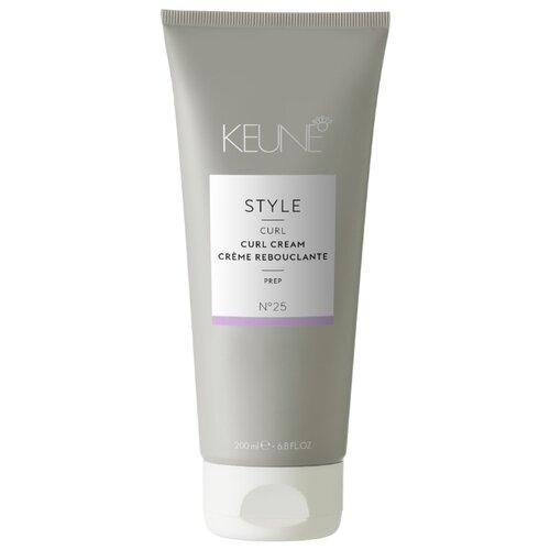 Купить Keune Крем для вьющихся волос Style Curl Cream, слабая фиксация, 200 мл