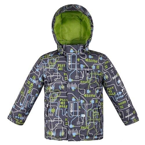 Куртка Reike DJ размер 110, серыйКуртки и пуховики<br>