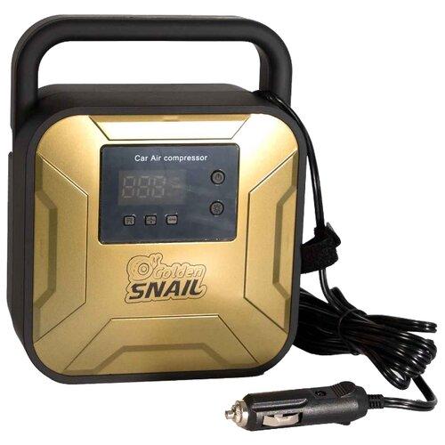 Автомобильный компрессор Golden Snail GS9227 черный/желтый