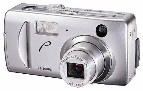 Фотоаппарат Rovershot RS-3000z