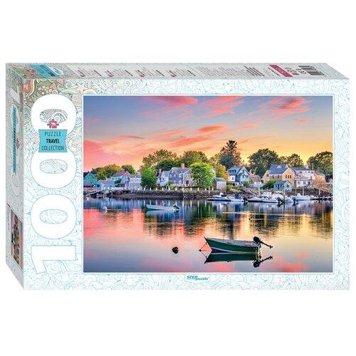 Купить Пазл Step puzzle Travel Collection США Нью-Хэмпшир Портсмут (79143), 1000 дет., Пазлы