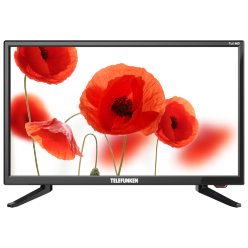 Фото - Телевизор TELEFUNKEN TF-LED22S49T2 21.5 (2019) черный телевизор