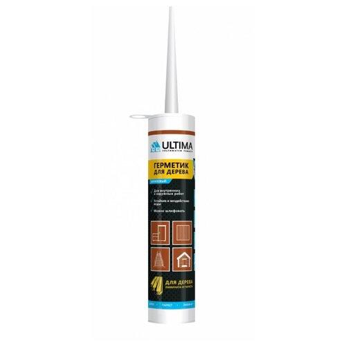 Герметик Ultima для дерева 300 мл. тик плита потолочная armstrong ultima vector 600х600х19 мм
