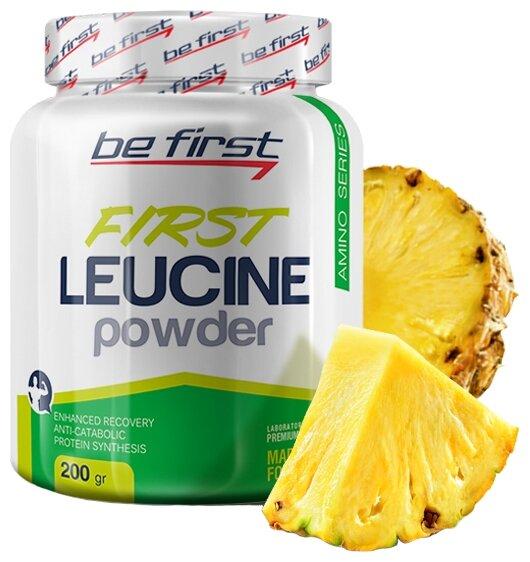Аминокислота Be First First Leucine Powder (200 г)