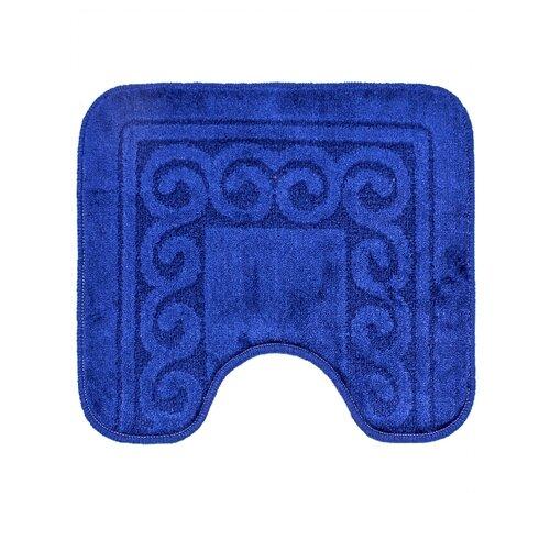 Коврик Mr. Penguin BF00/0, 40х50 см темно-синий prisma коврик magicstop темно синий 30х150 см