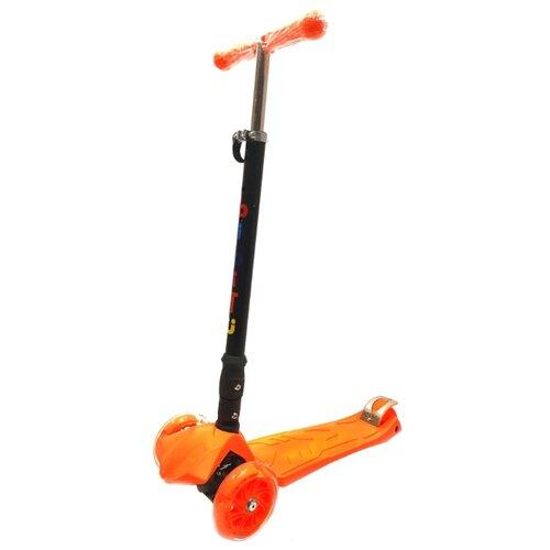 Кикборд BiBiTu PLAY оранжевыйСамокаты<br>