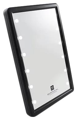 Зеркало косметическое настольное BESPECIAL 22 х 15 х 2,6 см с подсветкой