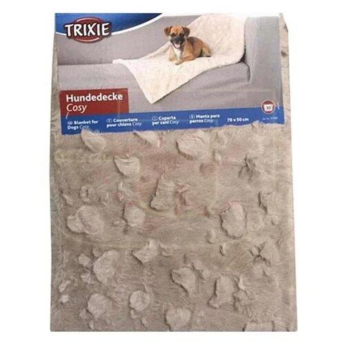 Подстилка-плед для собак TRIXIE Cosy 150х100 см бежевый по цене 2 651
