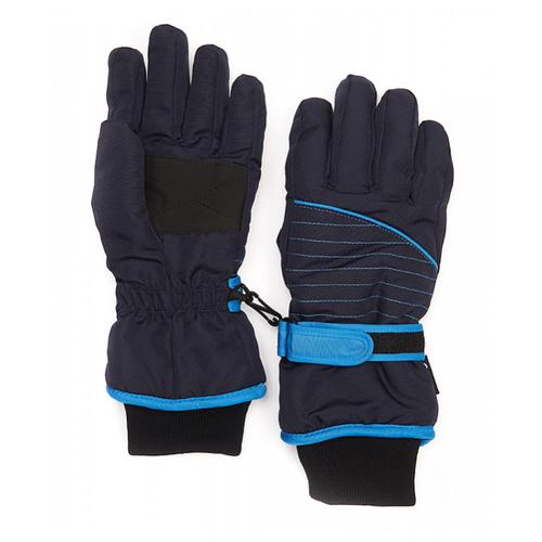 Перчатки Oldos размер 7-8, темно-синий пигмент холи лайк фестивальные краски 720 07 синий