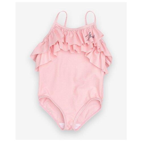 Купить Купальник слитный Gulliver Baby размер 86-92, розовый, Белье