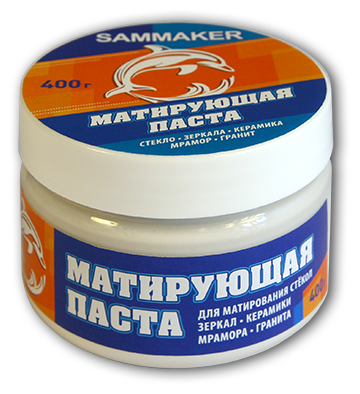 Паста SAMMAKER матирующая 400 г