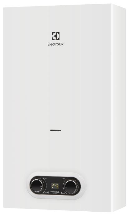 Проточный газовый водонагреватель Electrolux GWH 14 NanoPlus 2.0 — купить по выгодной цене на Яндекс.Маркете