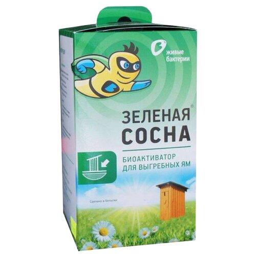 Живые бактерии Биоактиватор для выгребных ям Зеленая сосна 12 шт.Жидкости и наполнители<br>