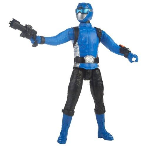Фигурка Hasbro Power Rangers Синий Рейнджер E5939 фигурка hasbro модные близнецы