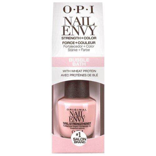 цена на Средство для укрепления ногтей OPI Nail Envy Bubble Bath, 15 мл