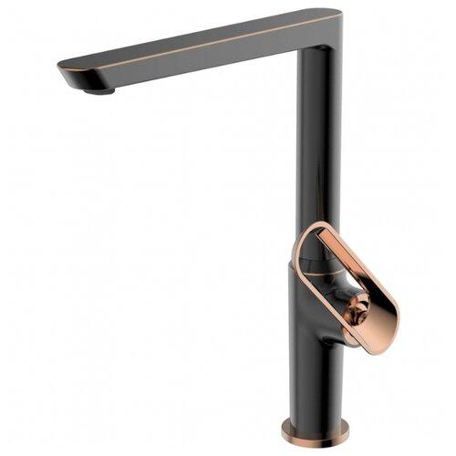 Смеситель для кухни (мойки) Bien Hermes BE1100940x однорычажный бронза/розовое золото смеситель для кухни bien be25034105